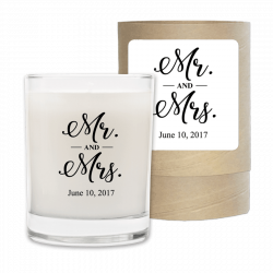Mr & Mrs Wedding Date
