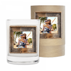 Barn Wood Photo Frame