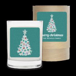 Seasonal, Holiday, Vintage, Christmas, Tree.