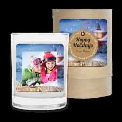 Seasonal, holiday, Christmas, Winter, Photo Frame.