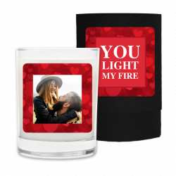 Valentine's Day, Holiday, Light My Fire, Photo Frame.
