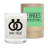 Two Brides Wedding Candle