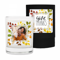 Holiday Candle - Give Thanks