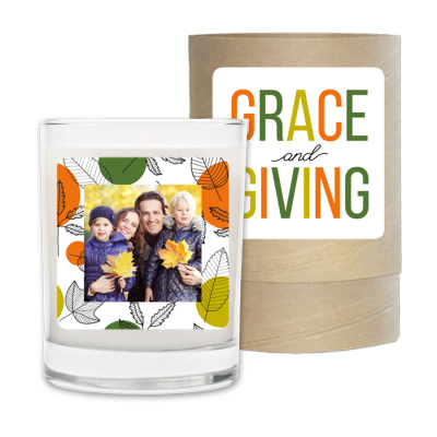 Holiday Candle - Grace and Giving