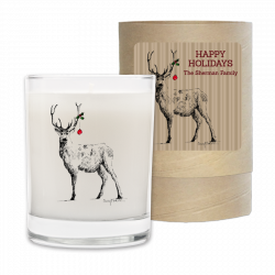 Suzy Moritz Elk - Holiday