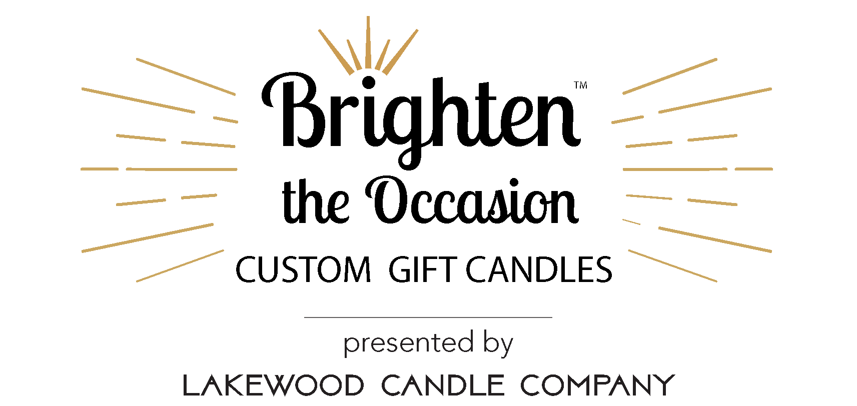 Brighten the Occasion - Create custom candles for all occasions…shine on….